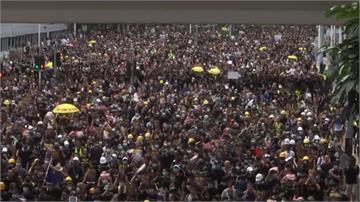 無視國內外齊聲撻伐!中國港澳辦竟稱:示威者嚴重影響港民安全