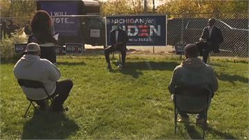 美國總統大選正熱 運動明星不缺席積極參與