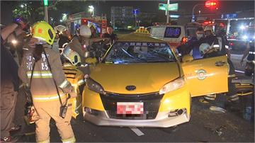 最常出車禍車子顏色 冠軍是「黃色」天天開上路計程車出車禍比例高