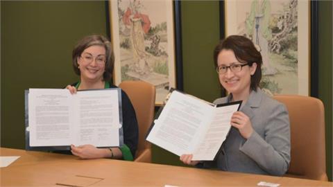 台美簽署「海巡工作小組備忘錄」反制中海警法美加強挺台力道