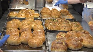 疫情籠罩刺激買氣 五星級飯店推麵包外賣
