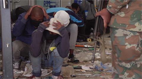 南非前總統入獄服刑!支持者暴動洗劫、踩踏釀72死