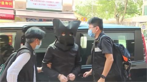 只是出版3本漫畫「香港言語治療師總工會」5人被捕