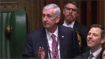 英下議院新議長投票 62歲工黨霍伊爾出線