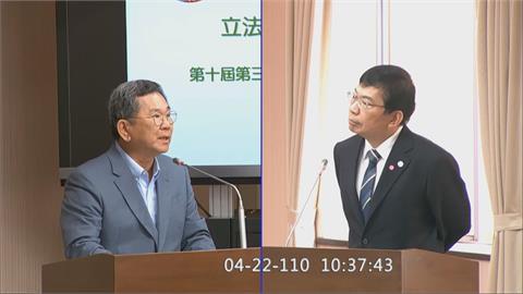 太魯閣事件遭遺「免負政治責任反升官」王國材:改革沒有成功就離開
