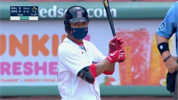 MLB/林子偉先發游擊上場無表現 紅襪2:7敗金鶯