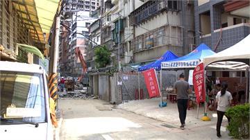 永和路塌建商出面 住戶:希望建商收購受損房屋