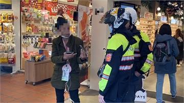 不滿過去多次被警趕 男子惡意騷擾攤販