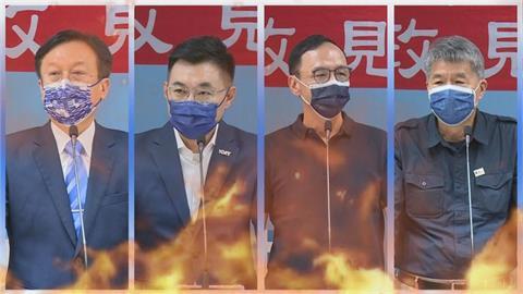 快新聞/【不斷更新】國民黨魁之爭  朱立倫64192票vs.張亞中42972票