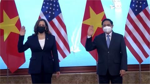 快新聞/賀錦麗訪越批北京南海作為 中使館爆氣:美國公然挑釁「脅迫霸凌的真黑手」