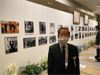 快新聞/出席友台日本前首相告別式 謝長廷:他總提起在高雄當海軍往事