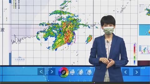 盧碧登陸中國海警解除  嘉義以南仍要嚴防大雨