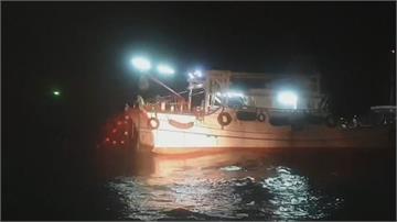 漁船闖禁區違規捕撈 海巡蒐證函送