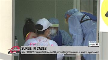 南韓「愛第一」爆群聚感染蔓延12市與道 疫情恐大爆發
