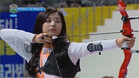 周子瑜射箭畫面太美 巴西網友:愛上台灣射箭代表