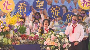 拚經濟!上任2週年縣政成果上菜王惠美:彰化的美和好 鄉親看得到