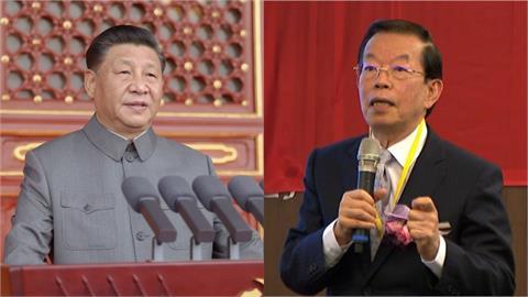 中共建黨百年都變了?謝長廷:中國變強大但「非成為偉大國家」