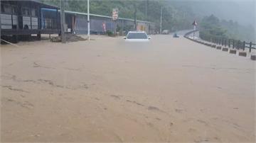 林右昌怨雨量預報落差大鄭明典坦言「精準預測有難度」
