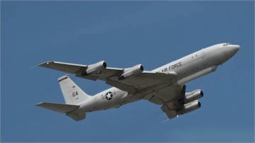 台海情勢緊張!美軍機逼近中國沿海 距離僅76公里