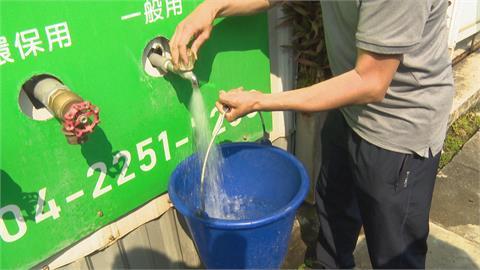 桃園全日減壓供水!  4/23起新竹、台南及高雄提升工業節水率