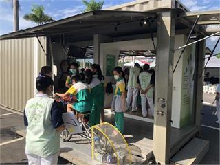 慈濟基金會與亞洲水泥結合全民運動會 共同推動環境教育