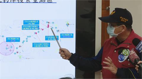 快新聞/虎豹潭落水意外8歲女童仍失蹤 今出動6搜救犬全力搜尋
