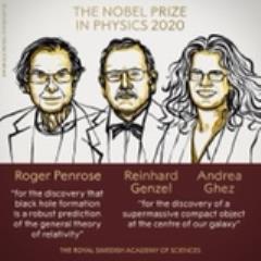 快新聞/諾貝爾物理學獎出爐 英美德3學者研究黑洞獲得殊榮