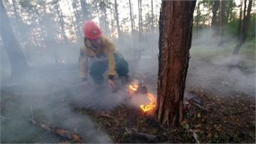 水深火熱!薩哈共和國野火燒毀1000公頃林地 西部港城暴雨淹水
