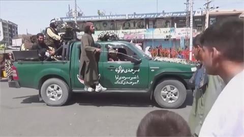 阿富汗總統逃亡後首度露面 否認捲鉅款逃跑 聲稱正談判回國