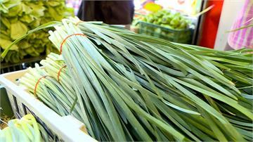 豪雨不停蔬菜漲!六月CPI年增率1.31%