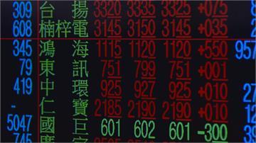 鴻海撐場攻117元 台股回檔15707點坐收