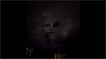 天空有鬼臉? 雲朵激像《神鬼傳奇》沙漠巨人臉