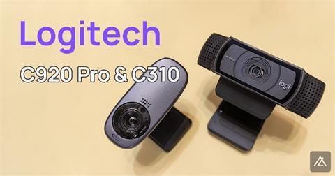 網路攝影機需求突暴增?羅技 C920 Pro & C310 實測效果報你知!