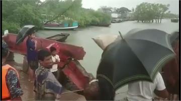 氣旋「布爾布爾」登陸孟加拉!180萬人急撤
