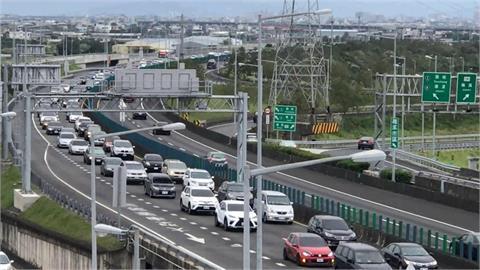 快新聞/收假日國道9大易壅塞路段一次看!建議上午出發避塞車