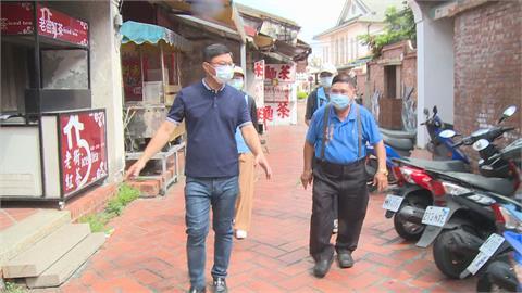 「烟花」颱風進逼 盧秀燕主持防汛會議「防颱兼防疫」