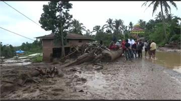 蘇門答臘土石流 沖毀逾500民宅釀22死