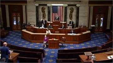 美眾議院 台灣時間周四凌晨 表決彈劾川普