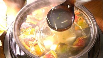 除了紅燒、清燉還有一味!當季菜心煮出羊肉自然甜