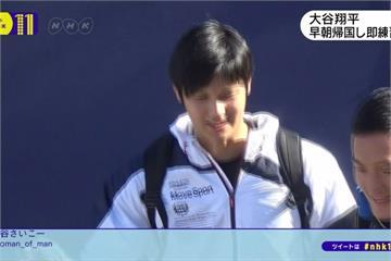 大谷翔平手肘有傷 總教練表示沒問題