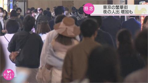 日本疫情再度延燒 東京.大阪等四地將第三度宣布緊急事態
