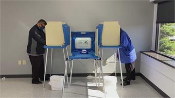 美大選提前投票 川普拜登明州造勢