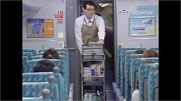 高鐵、台鐵防疫新措施 車上販售服務將暫停