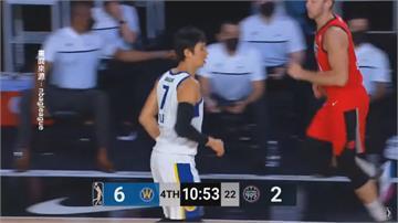 NBA/林書豪又背傷!6天缺席3場前途蒙陰影