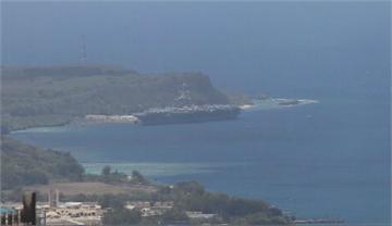 美太平洋艦隊4航母染疫 戰力部署成挑戰