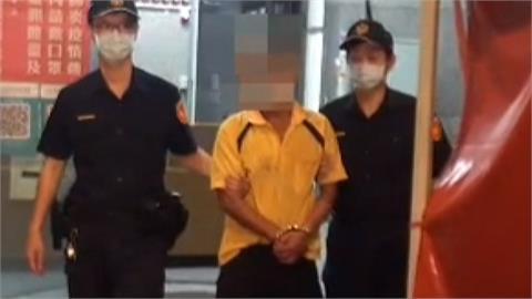 台北國稅局旁濺血 醋男情緒激動持鐮刀砍人