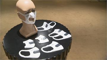 康匠、兩廳院聯手推「友善透明口罩」  聽障人士溝通不再有障礙