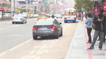 停車超過3分鐘就取締!北市「違停熱點」開出1800張罰單