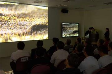 「無聲的寶貴資源」首部土壤記錄影片誕生