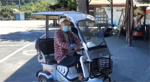 施打疫苗曾發燒無力!87歲藝人脫線親曝近況:活著就是勝利!